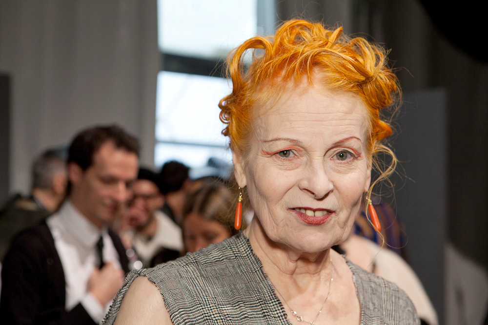 Vivienne Westwood by Marco Coppola