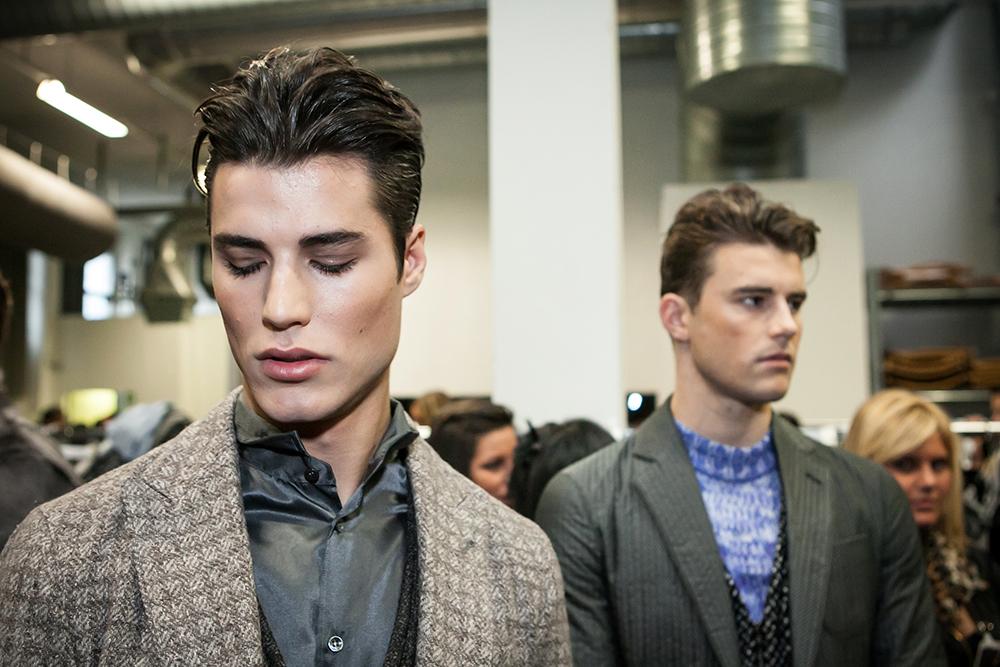 Milan Menswear FW 2012-13